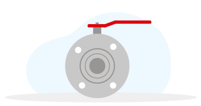 Купить шаровой кран КШ-50/16 и КШ-50/16 с механическим приводом